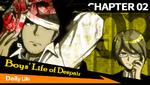 Danganronpa 1 CG - Chapter Card Daily Life (Chapter 2)