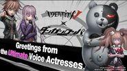 Identity V X Danganronpa Voice Actresses Trailer