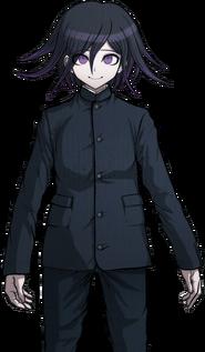 Danganronpa V3 Kokichi Oma Halfbody Sprite (High School Uniform) (1)