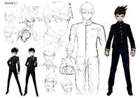 Kiyotaka Ishimaru Beta Designs 1.2 Reload Artbook.png