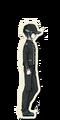 Danganronpa V3 Shuichi Saihara Death Road of Despair Sprite (Hat) 02