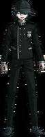 Danganronpa V3 Shuichi Saihara Fullbody Sprite (Hat) (27)