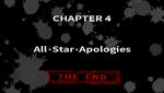 Danganronpa 1 CG - Chapter Card End (Chapter 4)