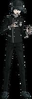 Danganronpa V3 Shuichi Saihara Fullbody Sprite (Hat) (3)