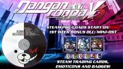 Danganronpa V3 Steam release Pre-order Bonus.png