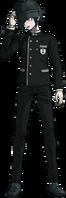 Danganronpa V3 Shuichi Saihara Fullbody Sprite (Hat) (9)