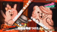 Danganronpa V3 - First Announcement Trailer - Monomi Kurokuma Shirokuma