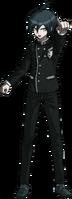 Danganronpa V3 Shuichi Saihara Fullbody Sprite (No Hat) (20)