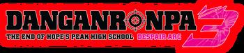 Danganronpa 3 Logos - Despair Arc Animax Asia Website.png