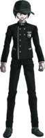 Danganronpa V3 Shuichi Saihara Fullbody Sprite (Hat) (29)