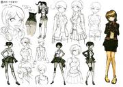 Aoi Asahina Beta Designs 1.2 Reload Artbook.png