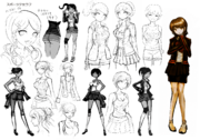 Aoi Asahina Beta Designs 1.2 Reload Artbook.png