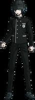 Danganronpa V3 Shuichi Saihara Fullbody Sprite (Hat) (21)