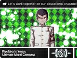 Абсолютный План Развития Талантов/Киётака Ишимару