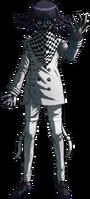 Danganronpa V3 Kokichi Oma Fullbody Sprite (32)