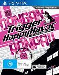 Danganronpa Trigger Happy Havoc Box Art - PS Vita - Australia