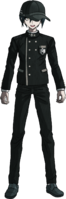 Danganronpa V3 Shuichi Saihara Fullbody Sprite (Hat) (32)
