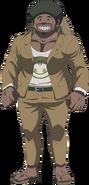 Danganronpa 3 - Fullbody Profile - Daisaku Bandai