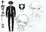 Danganronpa Another Episode Beta Design Takuchi Towa (1)