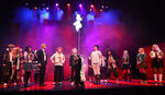 Danganronpa THE STAGE 2014 Cast Performing 01