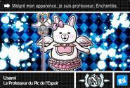 Danganronpa V3 Bonus Mode Card Usami N FR