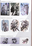 Art Book Scan Danganronpa V3 Rough Sketch (2)