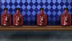 Danganronpa 1 CG - Missing Monokuma bottles