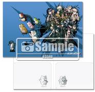 Art Book Danganronpa V3 Bonus Clearfile