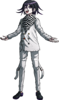 Danganronpa V3 Kokichi Oma Fullbody Sprite (7)