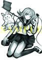 Danganronpa 1.2 Reload Preorder Bonus Poster from furu1 (Sketch)