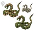 Danganronpa 2 Character Design Profile Snake Monobeast