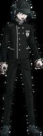 Danganronpa V3 Shuichi Saihara Fullbody Sprite (Hat) (33)