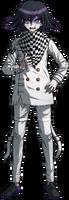 Danganronpa V3 Kokichi Oma Fullbody Sprite (37)