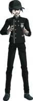 Danganronpa V3 Shuichi Saihara Fullbody Sprite (Hat) (5)