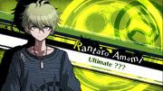 Danganronpa V3 Rantaro Amami Introduction (Demo Version).png