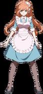 Danganronpa 3 - Fullbody Profile - Chisa Yukizome (Despair)