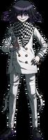 Danganronpa V3 Kokichi Oma Fullbody Sprite (36)