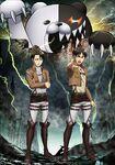 Attack on Titan 2 Future Coordinates Monokuma promo