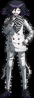 Danganronpa V3 Kokichi Oma Fullbody Sprite (11)