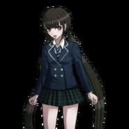 Maki Harukawa Pre Game Sprite Sidebar