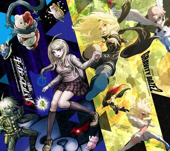 Danganronpa V3 X Gravity Rush 2 Live Broadcast Danganronpa Wiki Fandom There are 16 ryoma hoshi for sale on etsy, and they cost $7.83 on average. danganronpa v3 x gravity rush 2 live