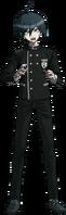 Danganronpa V3 Shuichi Saihara Fullbody Sprite (No Hat) (5)