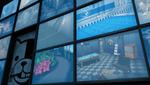 Danganronpa 1 CG - Data Room screens