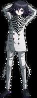 Danganronpa V3 Kokichi Oma Fullbody Sprite (5)