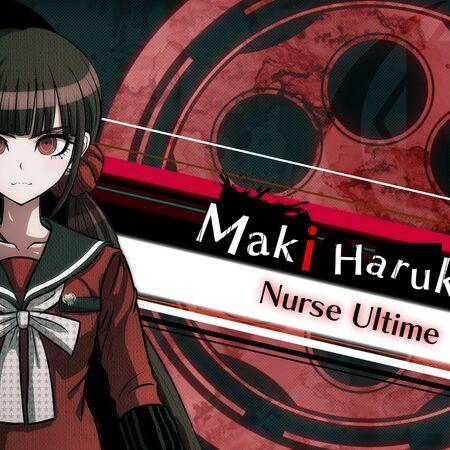Maki Harukawa Image Gallery Danganronpa Wiki Fandom