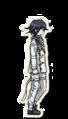 Danganronpa V3 Kokichi Oma Death Road of Despair Sprite 01