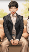 Makoto & Komaru Naegi's Father