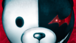 Danganronpa 1 CG - Monokuma announcing the mutual killing game