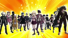 Danganronpa V3 CG - Pre-Game Students in their talent outfits (PC) (1).png