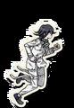 Danganronpa V3 Kokichi Oma Death Road of Despair Sprite 09
